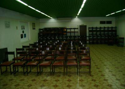 Interior del salón mayor de planta baja