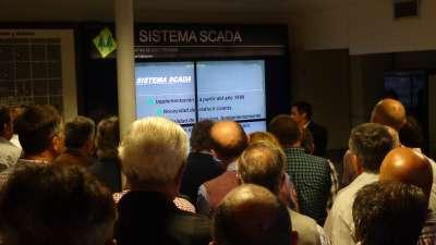 La Cooperativa presentó las nuevas tecnologías aplicadas al SCADA