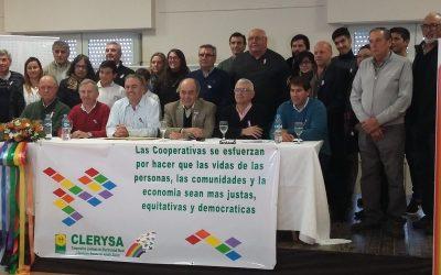 Nuevo integrante a la Red de Municipios Cooperativos