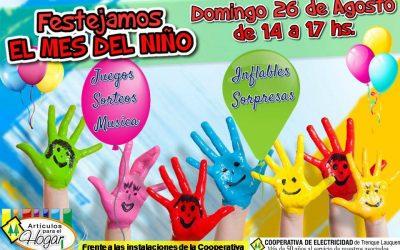 La Cooperativa prepara los festejos para el Día del Niño