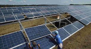 Nuevos parques de energía solar en la provincia
